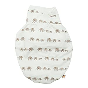 Ergobaby Puck Mich Sack Single, elefant