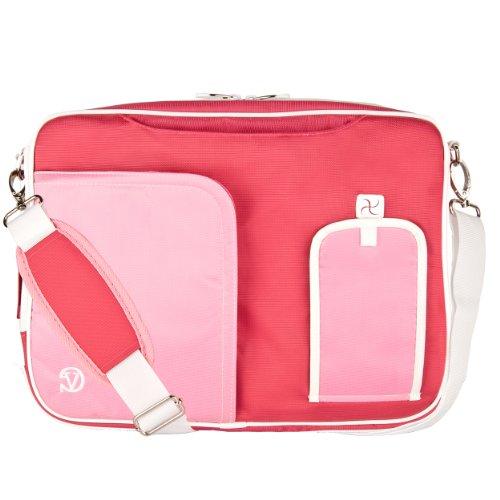 17.3 Inch Travel Shoulder Bag Laptop Case for Dell Alienware, Inspiron 17