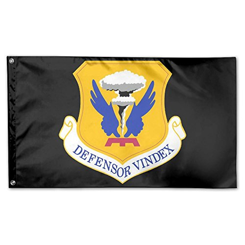 - MoningV USAF 509th Bomb Wing Emblem Decorative Flag House Flag Yard Banner 3' X 5'