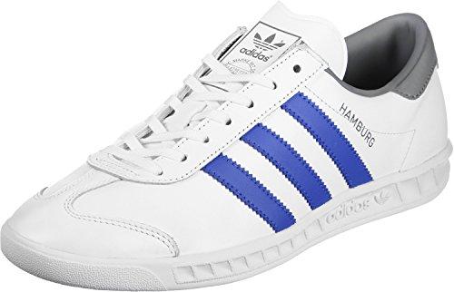 De Tennis bleu Adidas Blanc Hamburg Homme Chaussures q8wzxFzE1