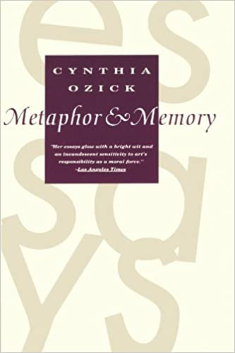 Image result for cynthia ozick metaphor and memory