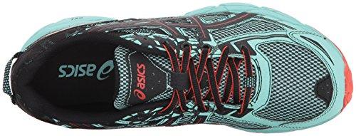 Green Ice Asics Tomato Women's 6 Running Gel Black Shoe Cherry Venture 76wU70