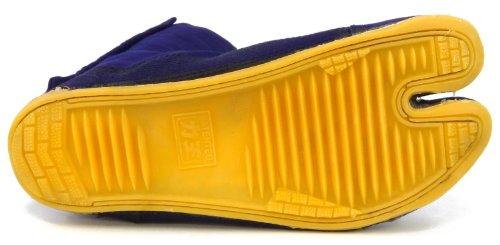 Chaussures d'Art Martiaux Bout Coque 10 Clips Importe du Japon