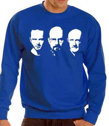 Touchlines-Pullover-Walter-Jesse-Mike-Faces-Sweatshirt-Jersey-Hombre
