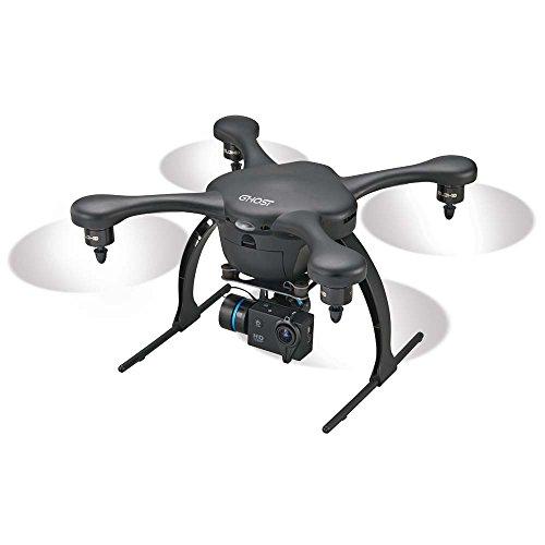 EHANG C4XYIB01 Ghost Aerial RTF IOS Drone, Black