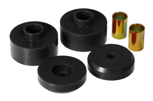 Prothane 6-1602-BL Black Transfer Case Mount Kit