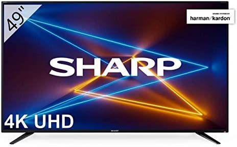 Sharp LC-49UI7252E - UHD Smart TV de 49