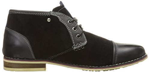 N.Y.L.A. Mens Candle Oxford Black Mu7AdLSqoc