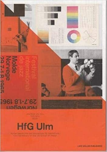 A5 06 Hfg Ulm Concise Hisotry Of The Ulm School Of Design 9783037784136 Muller Jens Books