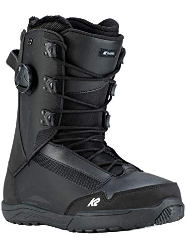 K2 Darko Snowboarding Boot 2019 - Men's Black 8