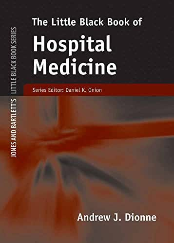 The Little Black Book of Hospital Medicine (Little Black Book)