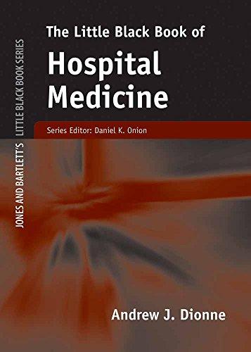The Little Black Book of Hospital Medicine (Little Black Book) ()