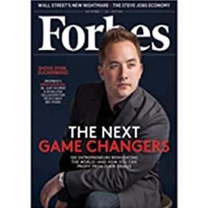 Forbes, October 24, 2011 Periodical