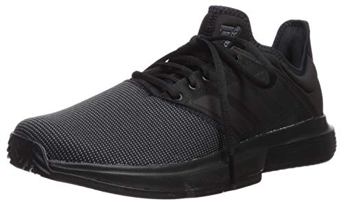 - adidas Men's GameCourt Tennis Shoe, Black, 7.5 M US