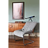 Serta Style Alex Lounge Chair - Game Plan Light Gray
