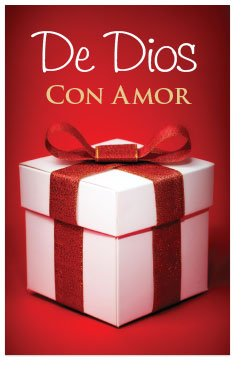 - From God With Love (Packet of 100, Spanish)