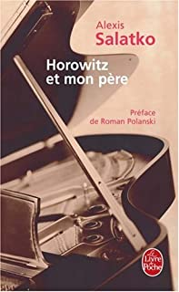 Horowitz et mon père : roman, Salatko, Alexis