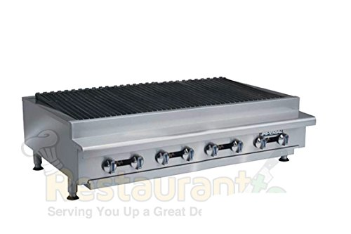 Imperial Commercial Radiant Char-Broiler 48