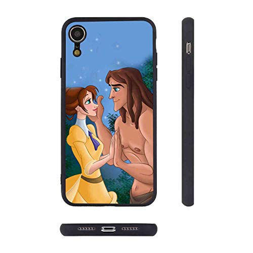 DISNEY COLLECTION Fit iPhone Xr [6.1 Inch] Beautiful Dress -