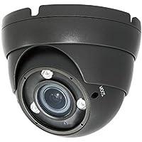 HDView 2.4MP 4-in-1 HD (TVI/AHD/CVI/960H) 1080P Outdoor Super Matrix IR Aptina Sensor 2.8-12mm Vari-Focal Lens EXIR Turbo Platinum Dome Camera