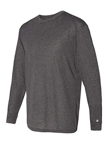 - Badger Triblend Performance Long Sleeve T-Shirt - 4944