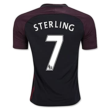 Maillot Domicile Manchester City Raheem Sterling