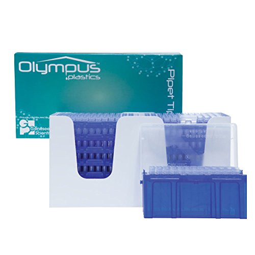 Olympus 200ul Pipet Tip, Low Binding, Reload, 10 Inserts of 96 Tips/Unit