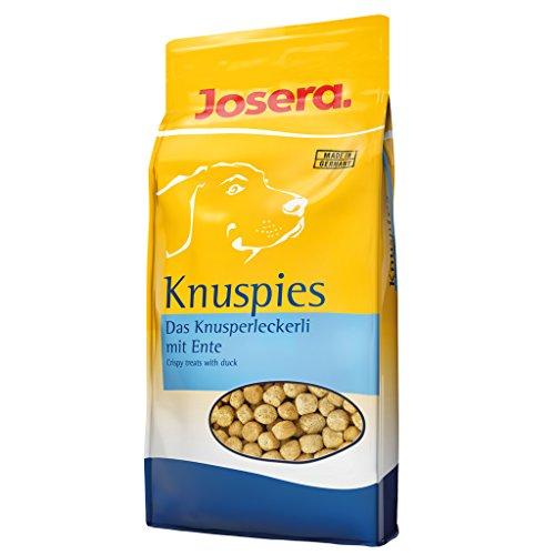Josera Knuspies Knusperleckerli für Hunde 1,5 kg, 1er Pack (1 x 1.5 kg)