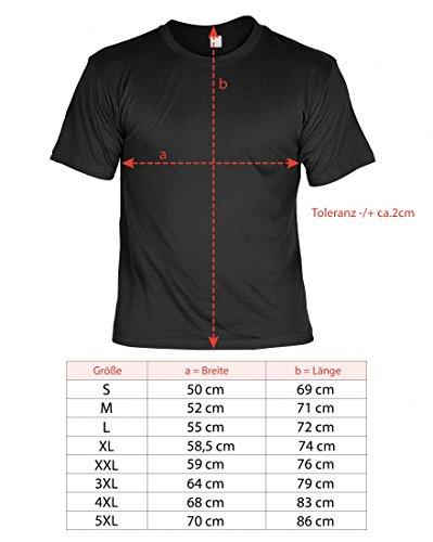 Originelles T-Shirt mit Urkunde - Opa ... on Tour mit Füsschen - lustiges Geschenkeset für Großvater Opi Vater Papa Papi