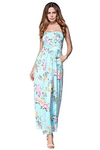 Vintage Hawaiian Long Dress - 2
