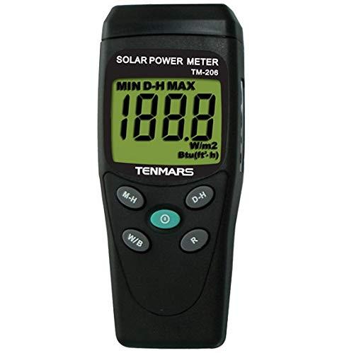 Tenmars Led Light Meter in US - 3