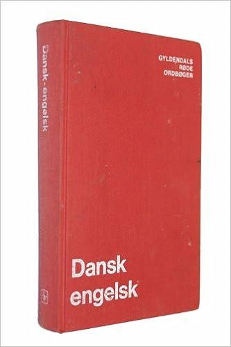 ordbogen gyldendal engelsk