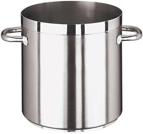 Paderno World Cuisine Grand Gourmet Stainless-steel 38-Quart Stockpot