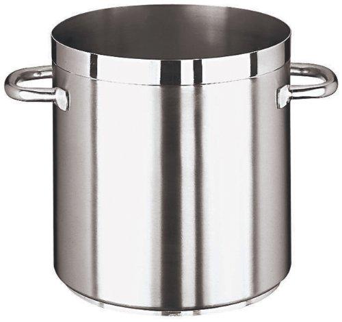 Paderno World Cuisine Grand Gourmet Stainless-steel 17-1 2-Quart Stockpot