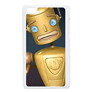 iPod Touch 4 Phone Case White Meet the Robinsons Carl the Robot JOI5648503