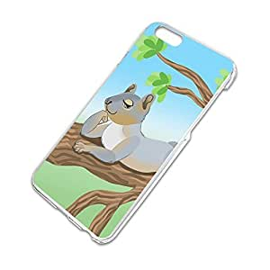 Sassy Squirrel Slim Fit Hard Case Fits Apple iPhone 6