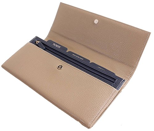 and Travel Brown Byron Byron Navy Womens Brown Travel and Wallet Taupe Womens wc77qX8UT