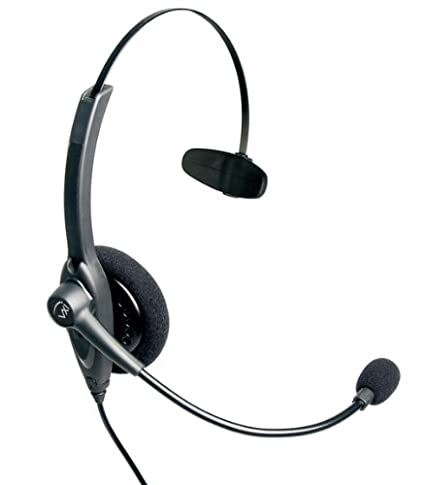 24c76265a46 Amazon.com: VXi Passport 10P Wired Headset: Home Audio & Theater