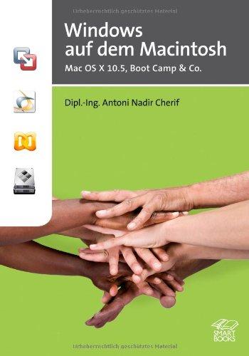 Windows auf Mac OS X 10.5, Boot Camp & Co