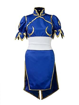 Chun li cosplay amazon