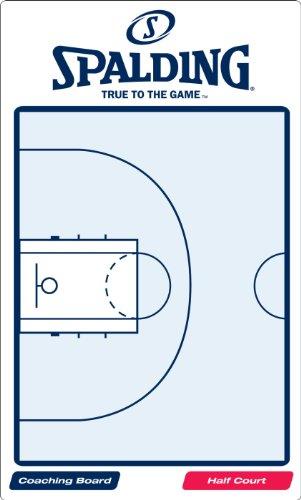 Spalding Uni Taktik Tafel Spalding, weiß/blau, 300157403