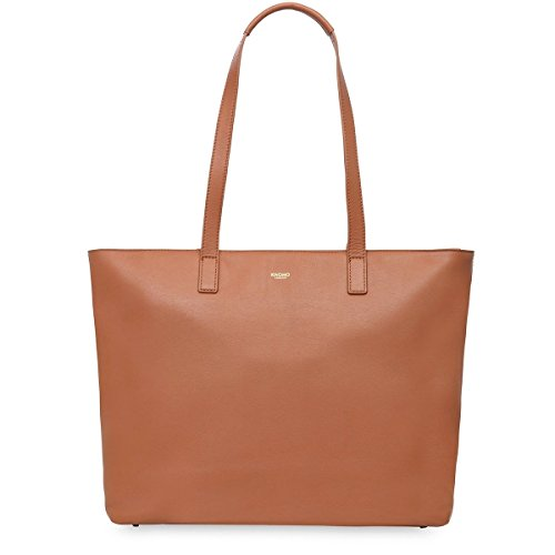 knomo-luggage-maddox-top-zip-tote-15-caramel