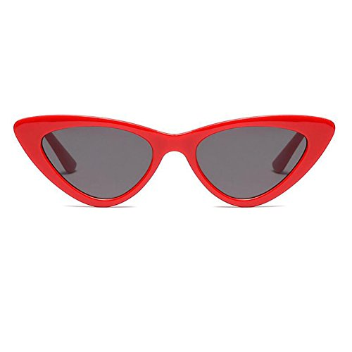Mode Triangle Eyewear Cat Chic C3 Vintage lunettes Mod Retro Super Meijunter femmes soleil de Eye SwdYqYO