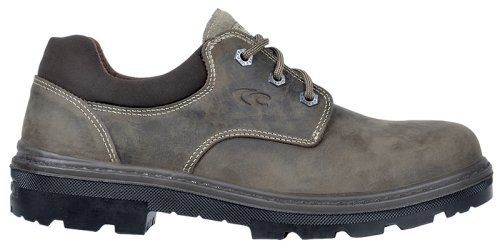 Cofra 25520–000.w45Tex bis S3SRC calzature di sicurezza dimensioni 45Grigio