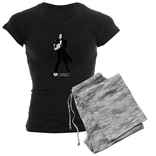 - CafePress Ricky Conga Drum Womens Novelty Cotton Pajama Set, Comfortable PJ Sleepwear