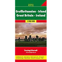 GREAT BRITAIN, IRELAND Fb 1: 900 000