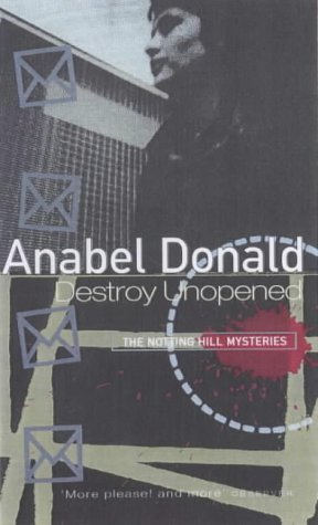 book cover of Destroy Unopened
