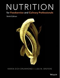 On baking update a textbook of baking and pastry fundamentals nutrition for foodservice and culinary professionals fandeluxe Images