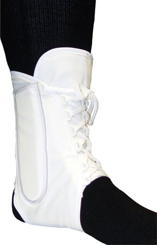 SPECIAL PACK OF 3-Ankle Brace Canvas Lightweight X-Large 11« -13