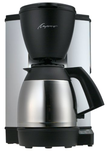 Capresso MT-500 10-Cup Electronic Coffeemaker image
